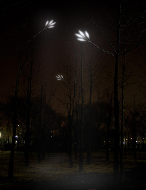 invisible streetlight_4 by jongoh lee