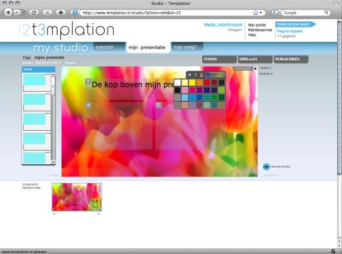 Templation studio